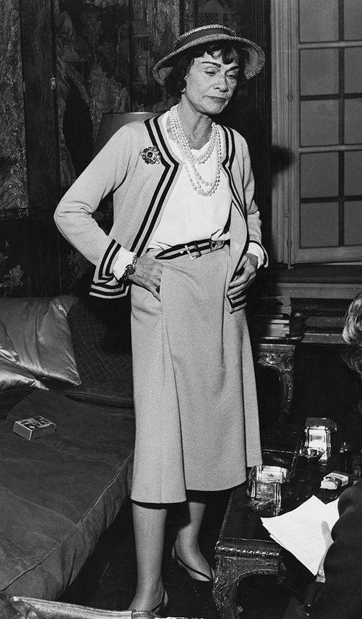 Coco Chanel | Foto: Pinterest