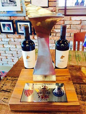 Copa Amistad Cavall 7 / Foto: Club Necaxa