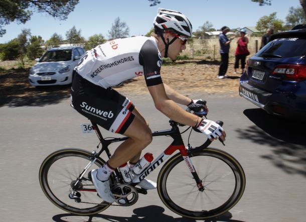 Kelderman regresa a la Vuelta tras dos años de ausencia. | Foto: Team Sunweb