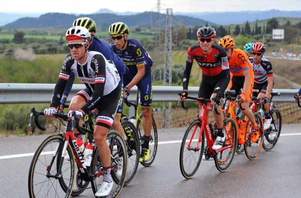 Fröhlinger trabajará para Barguil en la Vuelta. | Foto: Team Sunweb