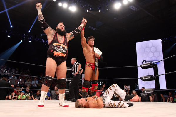 Tyrus Confirms GFW Has Granted His Release