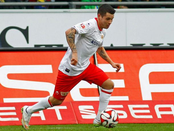 Quiring has struggled for game time despite signing a new contract in March. (Image credit: kicker - Getty Images)