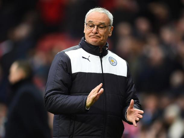 Ranieri is a firm Chelsea favourite. | Image: Getty
