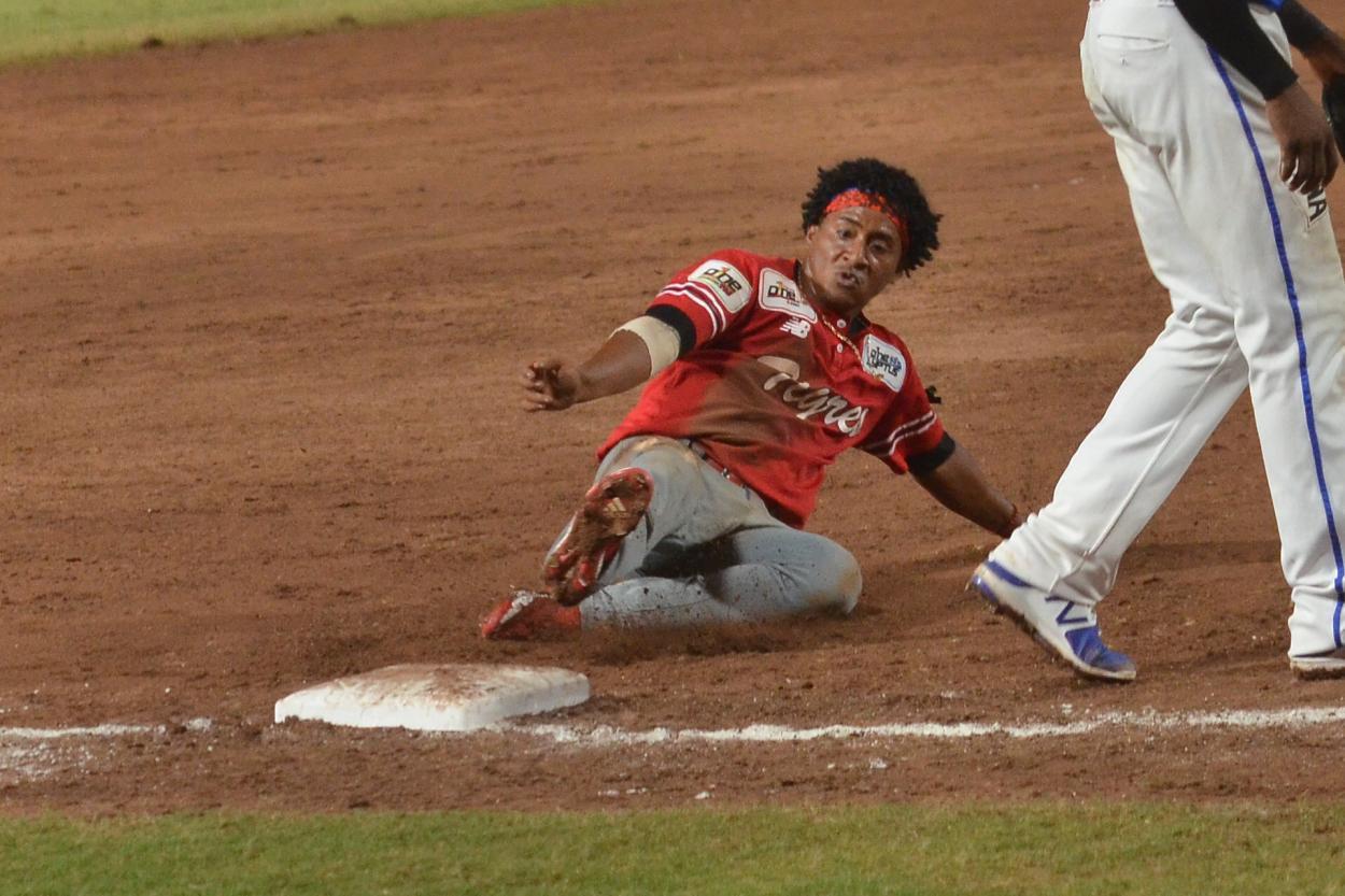 Brallan Pérez fue el bastión ofensivo de Tigres Foto: LPB COL