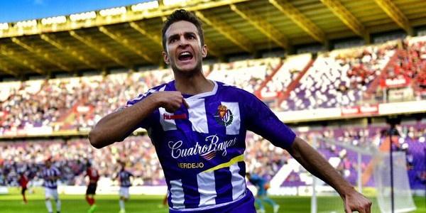 Juan Villar es la sensación en el Valladolid | Foto: Aúpa Pucela