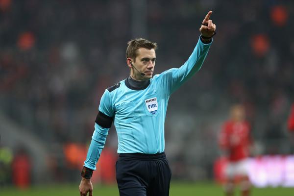 Clément Turpin es un árbitro con mucha experiencia / Foto: Alexander Hassenstein
