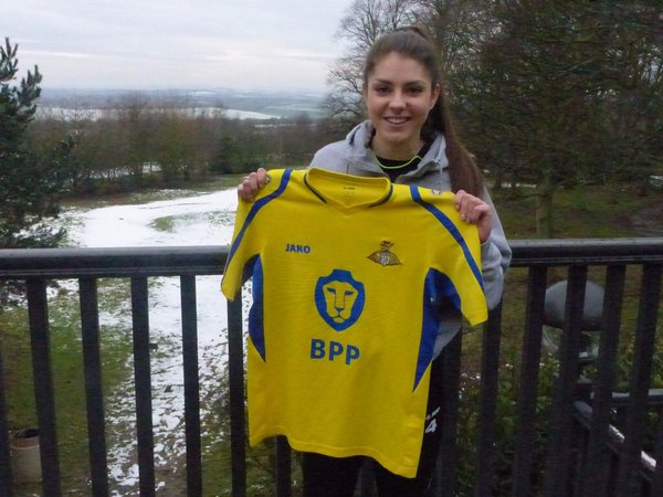 The loan signing of Carla Humphrey from Arsenal is another great bit of business that the Belles have done. | Photo: Doncaster Belles
