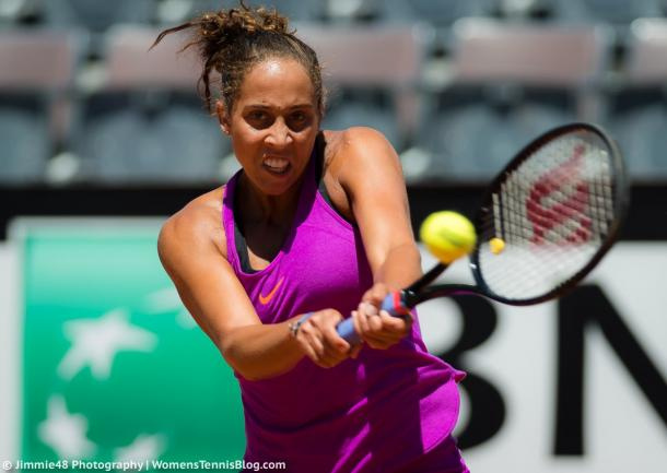 Madison Keys loses opening match for 3rd straight tournament