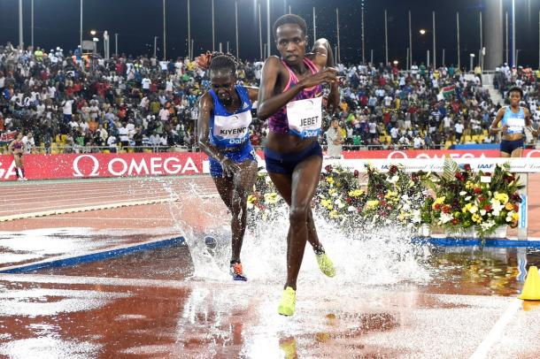 Foto: IAAF Diamond League - Twitter