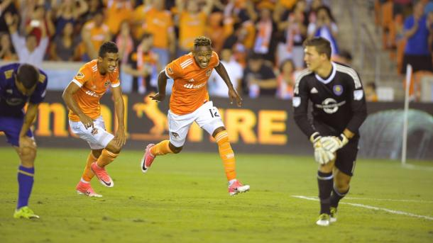 Houston's attack is one of the best in the league and it showed against Orlando   Source: Troy Taormina -USA TODAY Sports