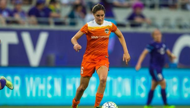 Morgan Brian clocked 60 minutes tonight on her return from injury. Source: NWSL