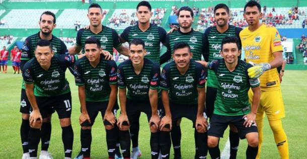 Foto: @Tapachula_FC