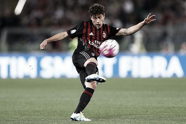 Calabria não teve muitas oportunidades na temporada que se encerrou (Foto: Gabriele Maltinti/Getty Images)