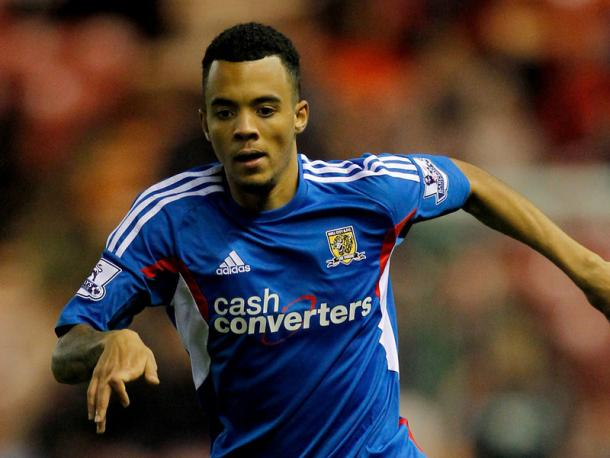 Jahraldo-Martin is one player who has benefited from training with the first team (photo:Sky Sports)