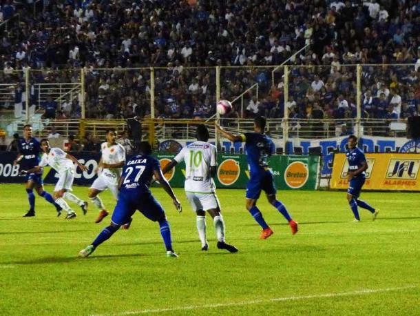 (Foto: Vagner Silva/Light Press/Cruzeiro)
