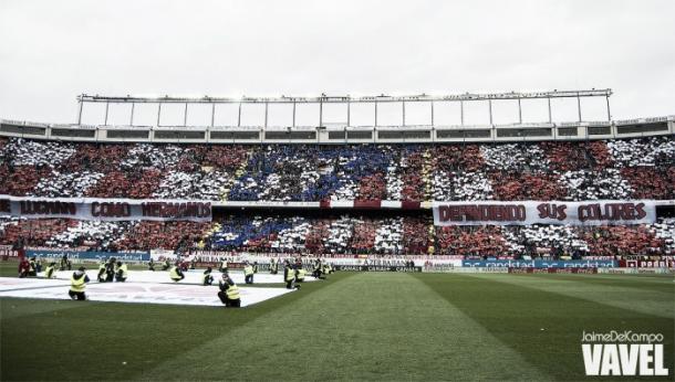 Estadio del Calderón | Foto: Jaime del Campo - VAVEL