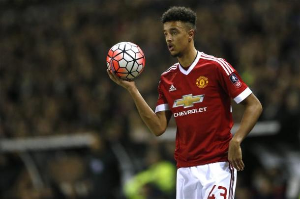 Borthwick-Jackson broke through into the first-team last season (Photo: Getty Images)