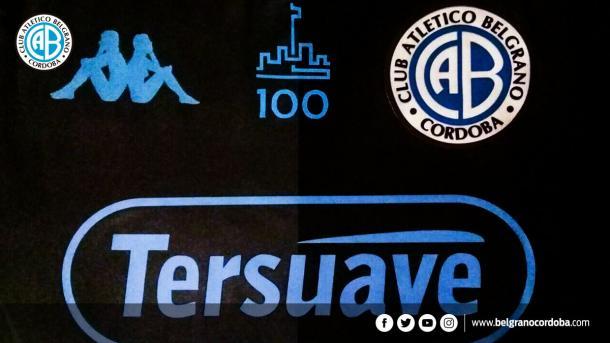 Camiseta conmemorativa. Fuente: Belgrano oficial