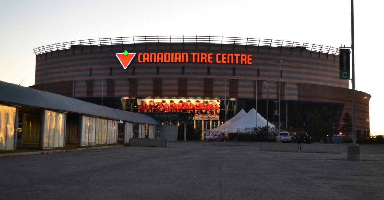 Canadian Tire Centre   Foto: Wikipedia