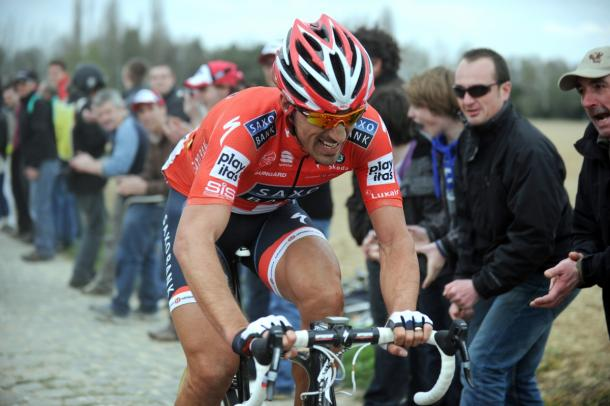 Boonen's rival Cancellara is retiring this year, could Boonen follow suit? /  VeloNews