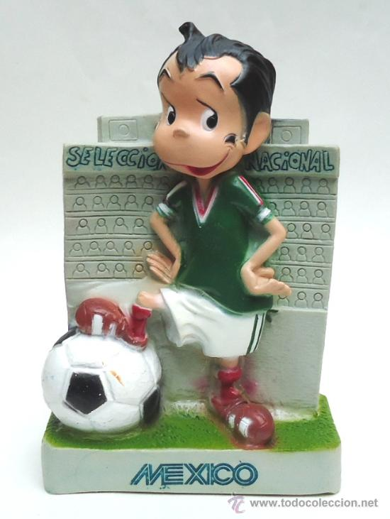 'Cantinflas', mascota alternativa de México 1986