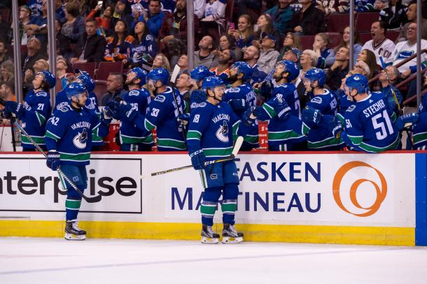 The Vancouver Canucks are not going to the postseason, and it's not a surprise. (Photo: The Canuck Way)
