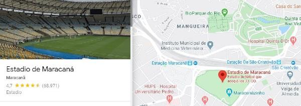 Imágen: Google Maps
