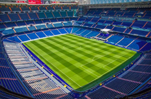 Estadio Santiago Bernabéu, lugar del partido Real Madrid vs APOEL en vivo | Foto: Real Madrid