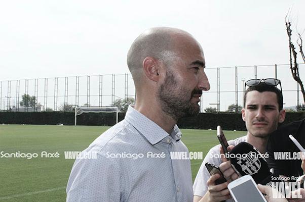 Fran Sánchez espera un gran apoyo por parte de la afición. | Fotografía: Santiago Arxé (VAVEL España)