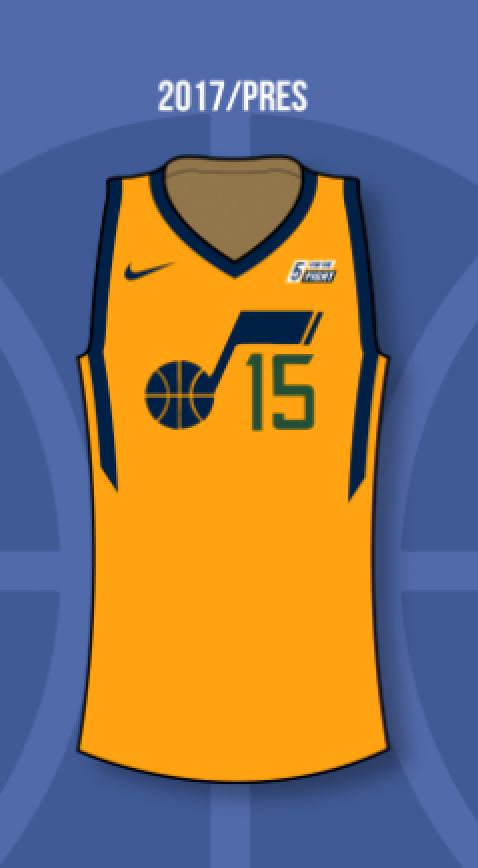 Via NBA Jersey Database