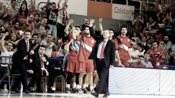 Intensidad y trabajo diario, las claves éxito del Fuenla. | Foto: ACB.com