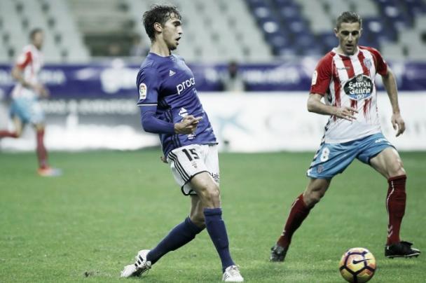 Lucas Torró fue de los jugadores más destacados la pasada temporada | Imagen: Real Oviedo