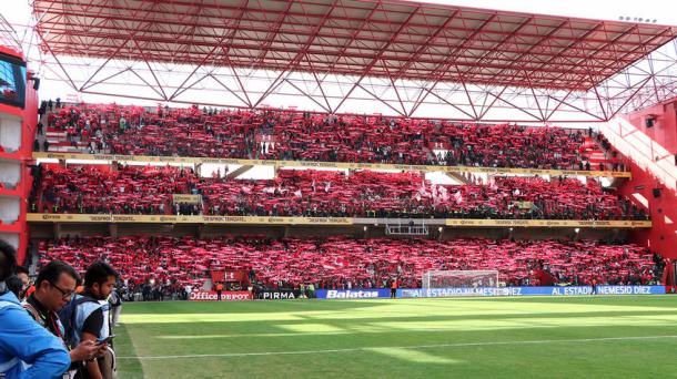 Foto: Club Toluca