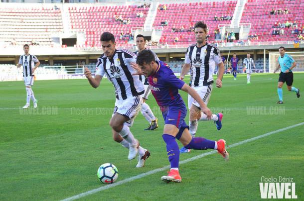 Cotugno y Verdés apuntan al once inicial ante el Almería | Imagen: VAVEL