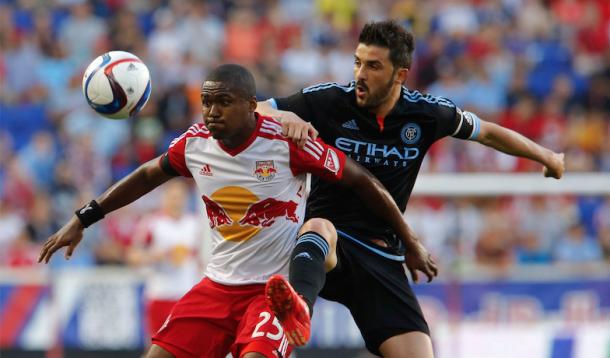 El derbi de Nueva York es uno de los mejores partidos de la MLS   Foto: Getty Images
