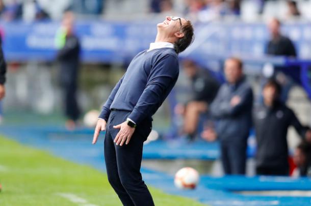 Temperamental como ninguno |Imagen: Real Oviedo