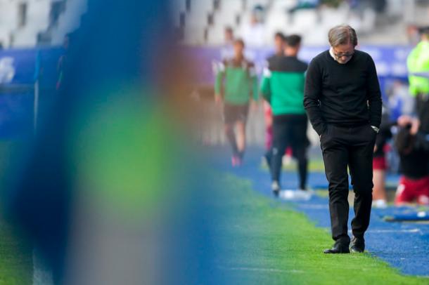 Ante el Córdoba se despidió del Tartiere | Imagen: Real Oviedo