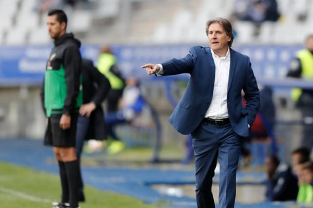 Volverá a verse esta imagen la próxima temporada | Imagen: Real Oviedo