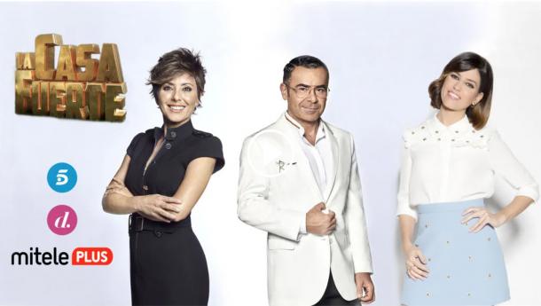 Los conductores de 'La Casa Fuerte'   Mediaset