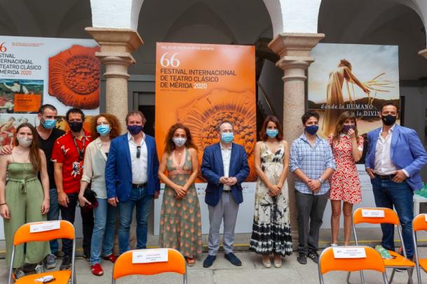 Fuente: Festival Internacional de Teatro Clásico de Mérida