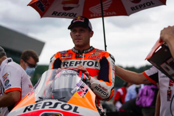 Stefan Bradl, Grand Prix of Styria / Fuente: motogp.com