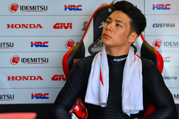 Takaaki Nakagami, Gran Premio TISSOT dell'Emilia Romagna / Fuente: motogp.com
