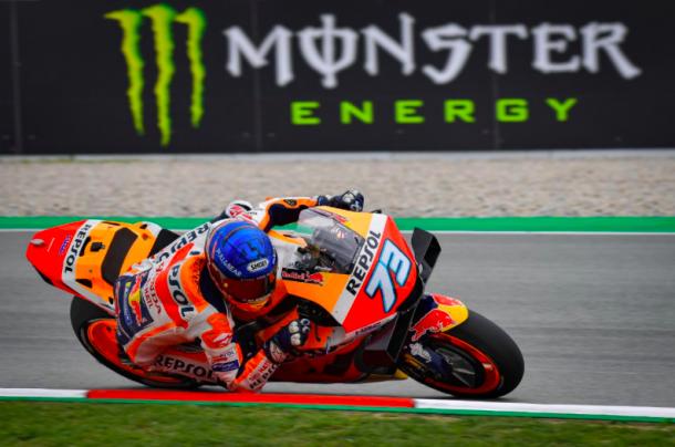 Álex Márquez, Gran Premi Monster Energy de Catalunya / Fuente: motogp.com