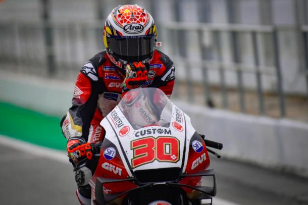 Takaaki Nakagami, Gran Premi Monster Energy de Catalunya / Fuente: motogp.com