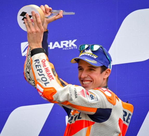 Álex Márquez, Circuito de Le Mans / Fuente: motogp.com
