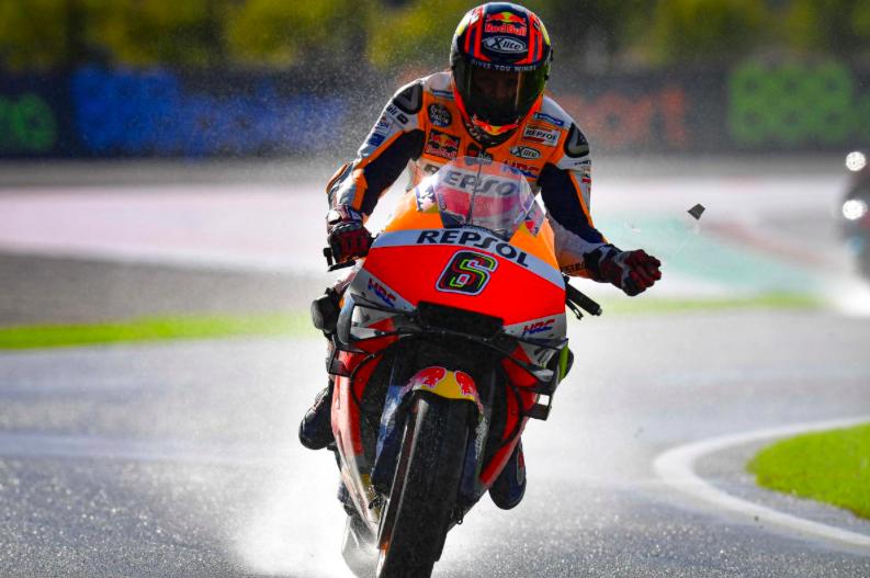 Stefan Bradl, GP de Europa / Fuente: motogp.com