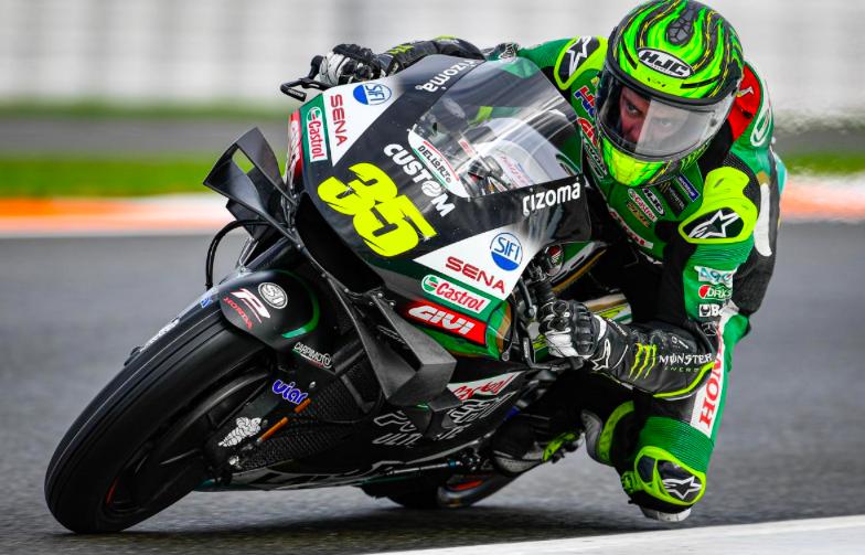 Cal Crutchlow, GP de Europa / Fuente: motogp.com