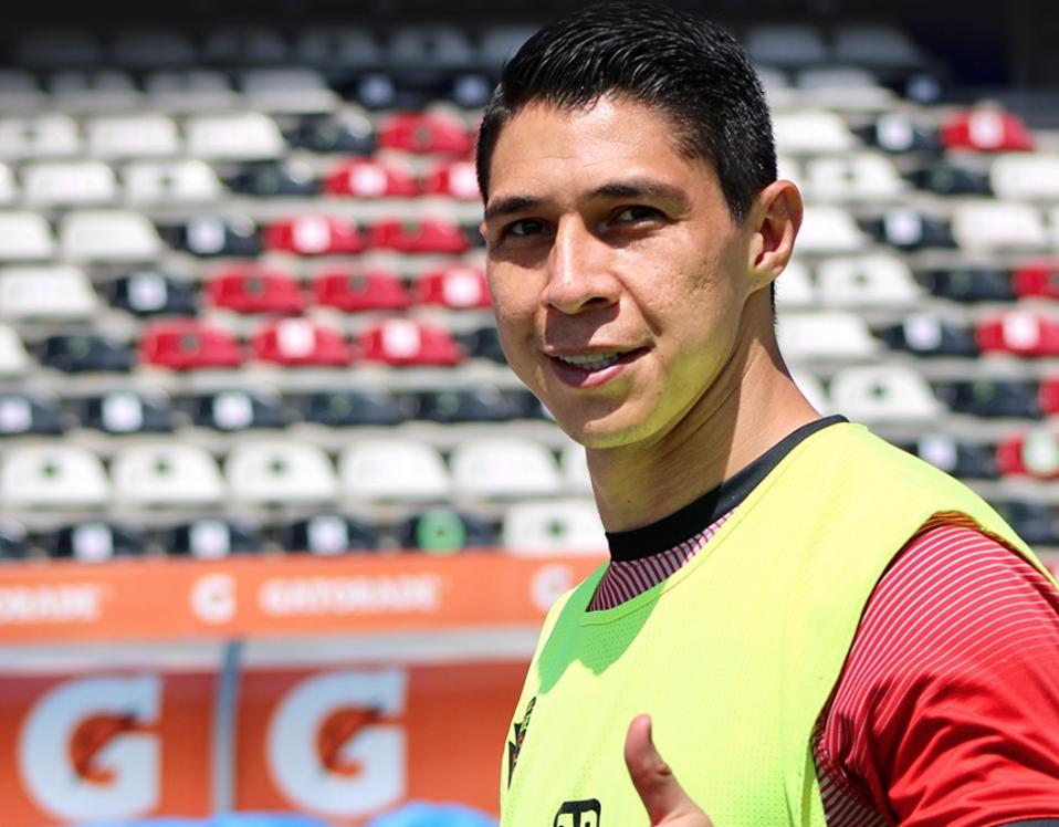 Hugo González. Foto: FC Juárez