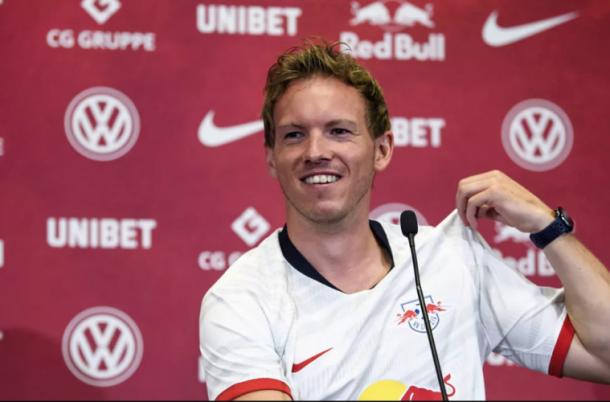 Julian Nagelsmann es el técnico más joven de la historia en debutar en la Bundesliga | Fuente: Bundesliga