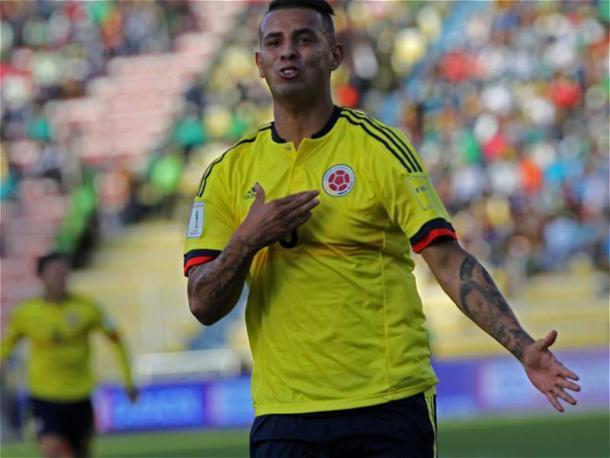 Cardona celebrating the game winning goal source: futbolred